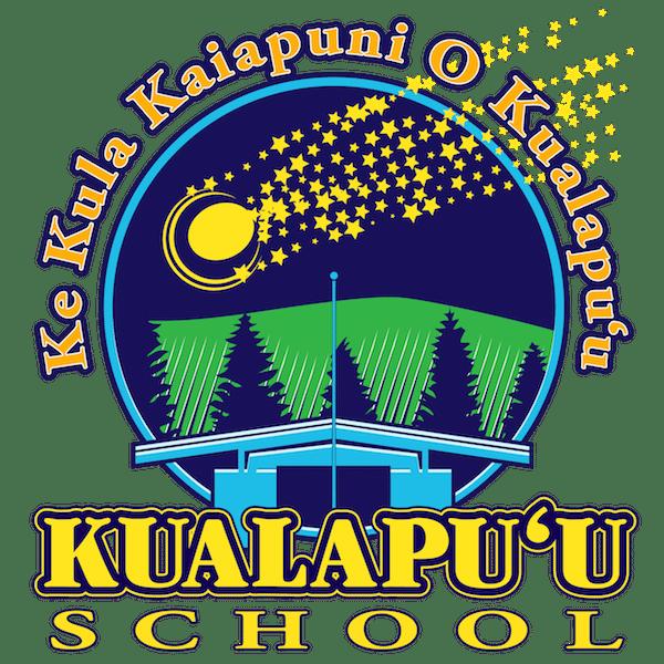 Kualapu'u School Logo