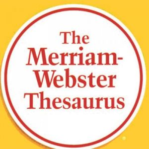 Merriam Webster Thesaurus